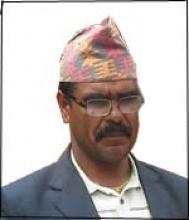 jaya sankhar dhital, nayav subba of tripurasundari municipality