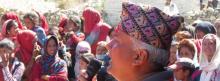 photo of karnel bishow banu pahadi